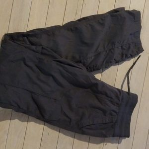 North Face dance studio pants size small